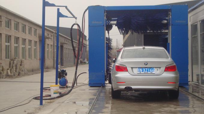 Standardization of car washer manufacture and deve
