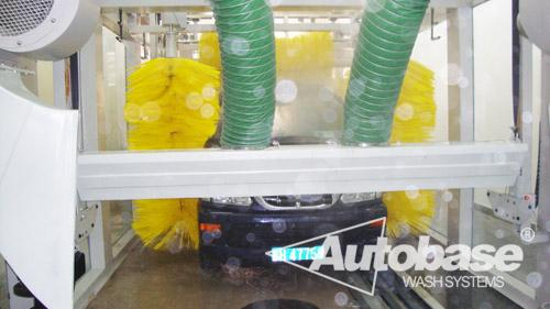 TEPO-AUTO tunnel car wash equipment pneumatic control system,