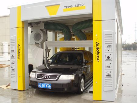 the comfortable of Automatic Car Wash System feeling