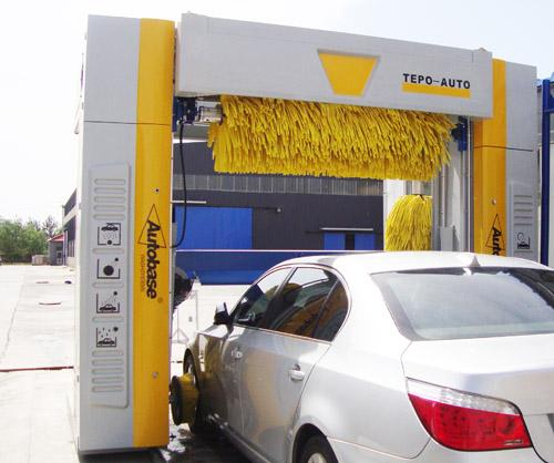 Automatic car care wash machine, hand car wash equipment