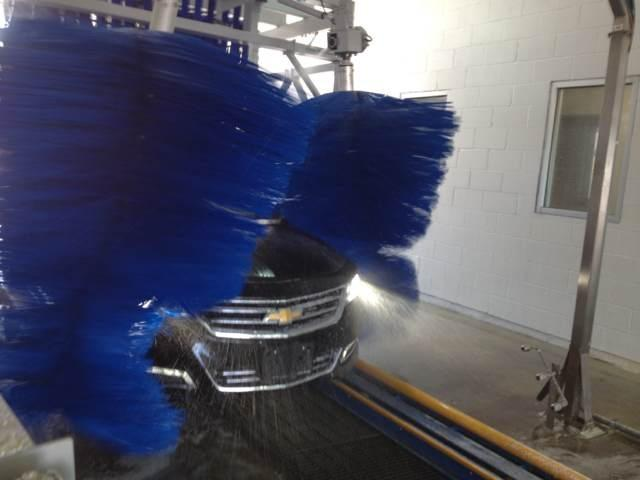 Automatic Tunnel Car Wash System for USA and Germany market