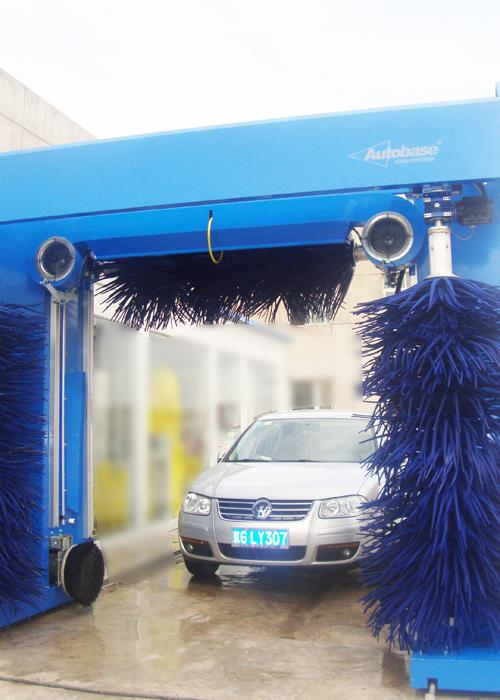 car wash machine systems & security & environment protection