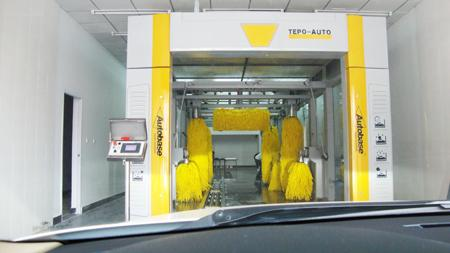 Autobase Wash Systems Average Electricity Consumption 0.4-0.6 degree Wash One Car