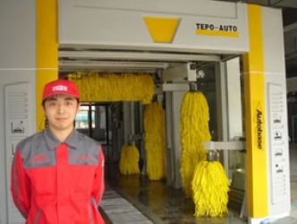 China Car Wash Systems exporter