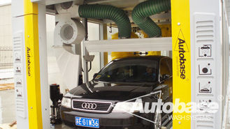 China TEPO-AUTO automatic car washing machine, car wash construction supplier