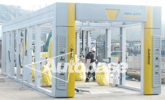 China Auto car wash machine in tepo-auto supplier