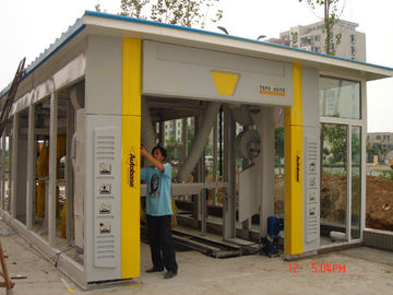 China TEPO-AUTO car wash systems & security & energy saving supplier