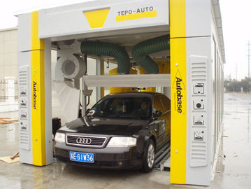 China the comfortable of Automatic Car Wash System feeling supplier