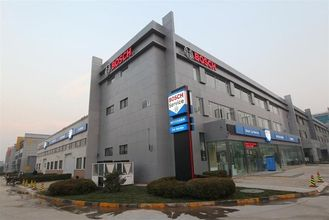 China Bosch Automotive Introduced TEPO-AUTO Car Wash System supplier