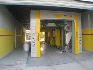 China car wash tunnel equipment & stability & energy saving supplier
