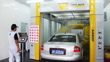 China Perfect performance fully automatic car washing machine TEPO-AUTO-TP-901 supplier