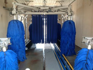 China American hydraulic motor conveying express car wash system in USA supplier