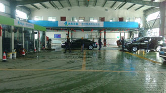 China The Implant of Autobase Car Wash Service supplier