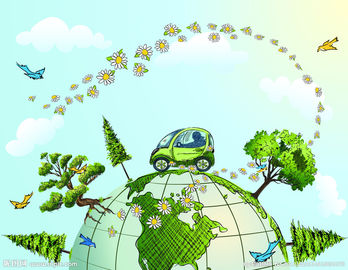 China Environmental Protection Concept in America-Auto supplier