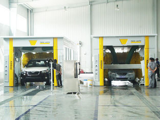 China TEPO-AUTO-TP-1201 -1 Auto Wash Equipment machine , car wash tunnel systems supplier