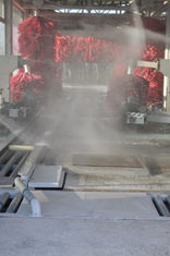 China Quick Speed Car Wash Tunnel Systems Powerful High Pressure Cleaning supplier