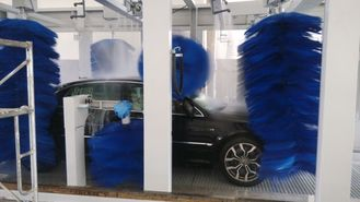 China Tepo - Auto Express Car Wash Tunnel Represents The Most Specialized Products supplier