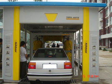 China Autobase Advanced Automatic Car Wash System Maintenance Costs More Affordable supplier