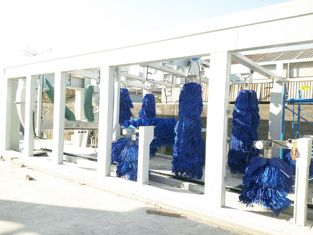 China Reliable Car Wash Tunnel Systems Environmental Protection And Energy Conservation supplier
