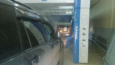 China Shape Beauty Speed Quickly Car Wash Tunnel Systems No Scratch The Car Paint supplier
