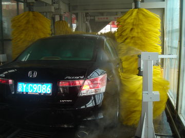 China Durable Vehicle Washing Equipment / Express Tunnel Car Wash Easier To Use supplier