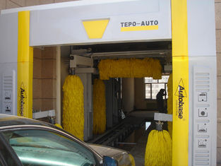 China Automatic Tunnel Car Wash System which can wash 400-500 cars per day supplier