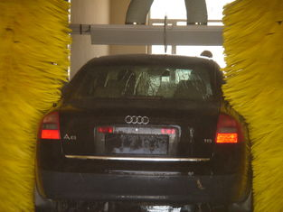 China Car washer equipment TUNNEL CAR WASH SYSTEM TP901 supplier