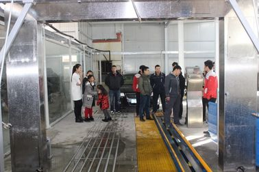 China Automatic Tunnel car wash machine AUTOBASE- AB-130 supplier