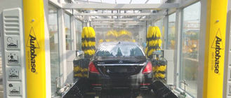 China The brand value of TEPO-AUTO automatic car washing supplier