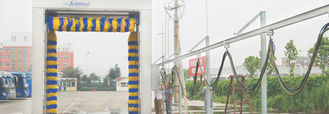 China Autobase Bus Wash Systems , Car Wash Equipment supplier