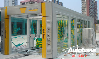 China Car wash & tunnel car wash machine TEPO-AUTO-TP-901, automatic car wash systems supplier