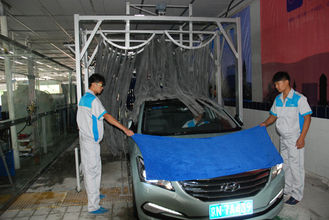 China Computer Control Car Wash Equipment Autobase , High Accuracy supplier