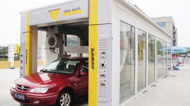 China TEPO-AUTO Standard Tunnel Car Wash System supplier