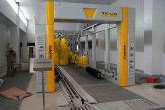 China Tunnel Car Wash System TEPO-AUTO supplier