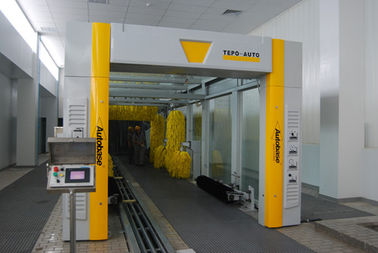 China Automatic tunnel car washing machine TEPO-AUTO supplier