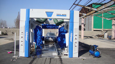 China Tunnel car wash systems tp-701 for saloon car, jeep, mini microbus supplier
