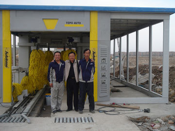 China TEPO – AUTO Car  Wash Systems supplier