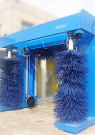China PE Materials Automatic Rollover Car Wash Machine TOPTECH-WF-51 supplier