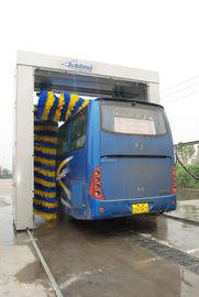 China Rollver bus wash machine supplier