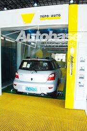 China Tunnel car wash Corporate Culture in Autobase wash system in China supplier