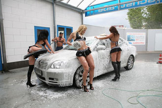 China Service segmentation for car wash industry supplier