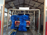 China Car Auto Wash Equipment AUTOBASE - 120 , tunnel wash systems fully automatic factory