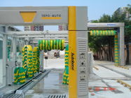 China TEPO - AUTO series products automated car wash machine environmental protection factory