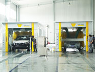 China TEPO - AUTO Car Wash Tunnel Equipment with No scratch the car paint performance factory
