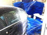 China Low Noise Durable Car Wash Tunnel Systems Keep Washing Process Stability factory