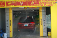 China Noiseless Tunnel Car Wash System Brush With Automatic Air Drying System company