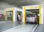 China New tunnel car wash machine in TEPO-AUTO factory