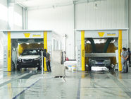 China TEPO-AUTO car washer in South Korean factory