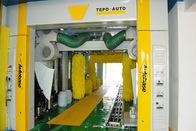 Automatic Tunnel car wash machine TEPO-AUTO TP-901 exporters