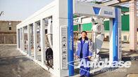 túnel de sistemas de lavagem de carro exportadores